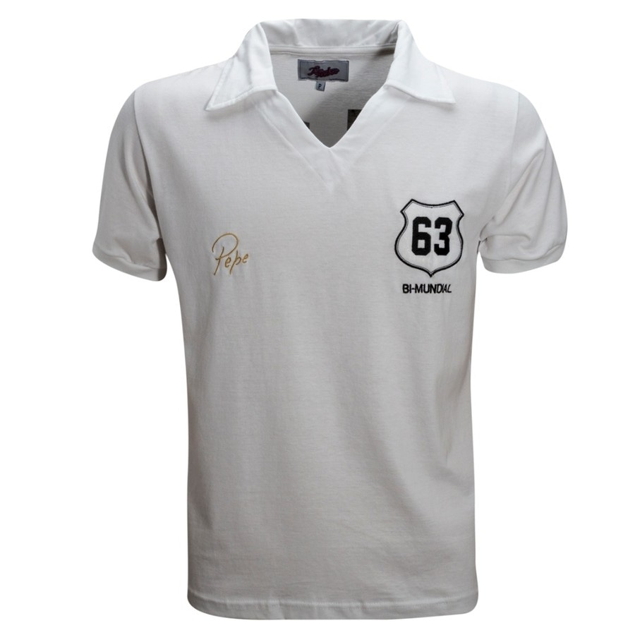 Camisa Liga Retrô Pepe 1963 83cbea6dfebab
