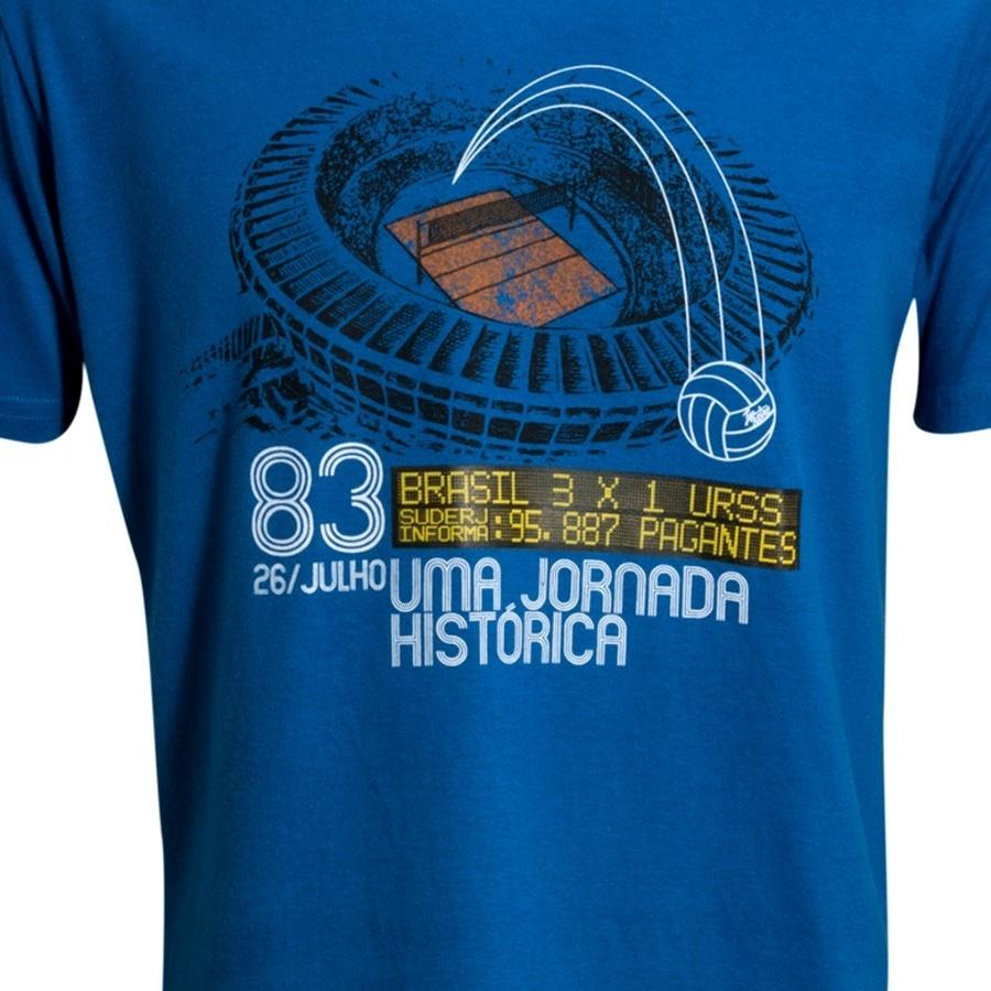 e1c117251d Camiseta Liga Retrô Vintage Jornada 1983 - Masculina