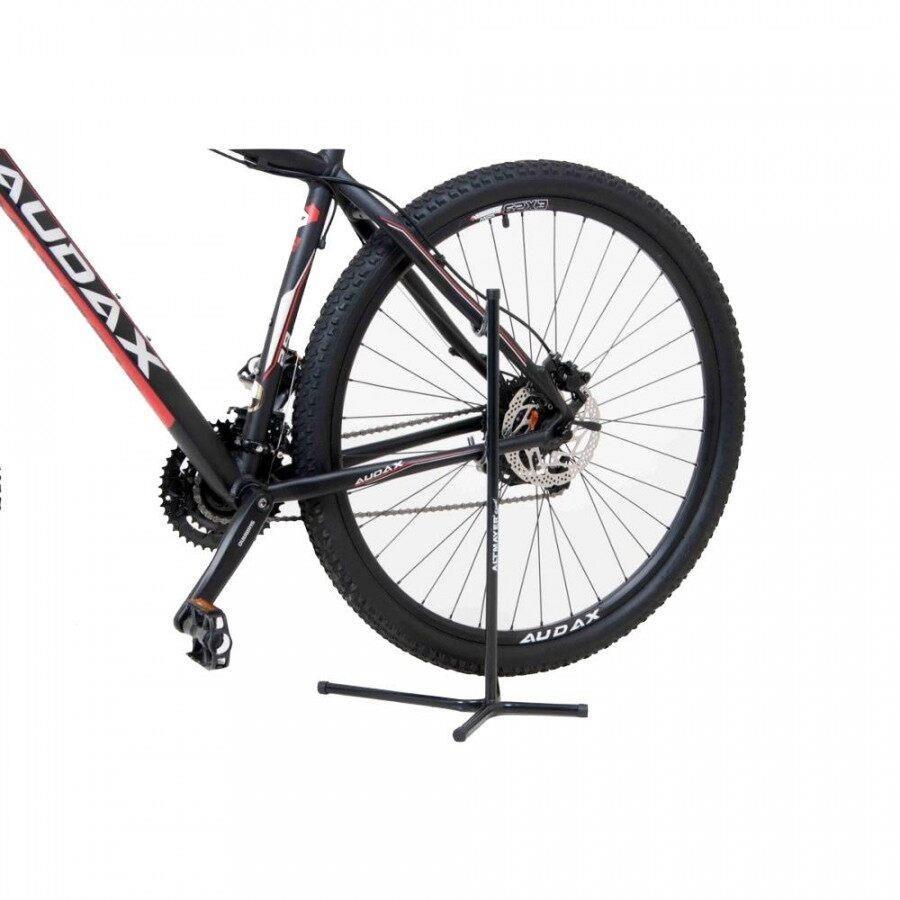 4183f7390b Suporte AL-51 Altmayer tipo Pé de Galinha para 01 Bicicleta