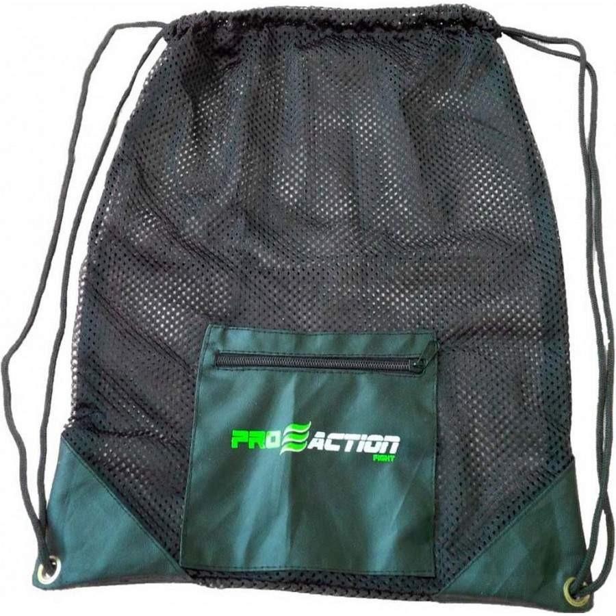 Gym Sack Pro Action G179 Mesh em Material Resistente e Durável dca1421130d83