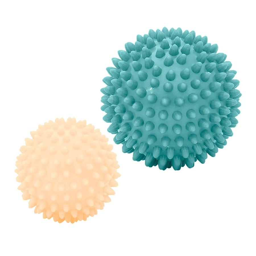 9f7cc847f3 Kit com 2 Bolas Massageadoras LiveUP LS3302 Cravos Relax Ball