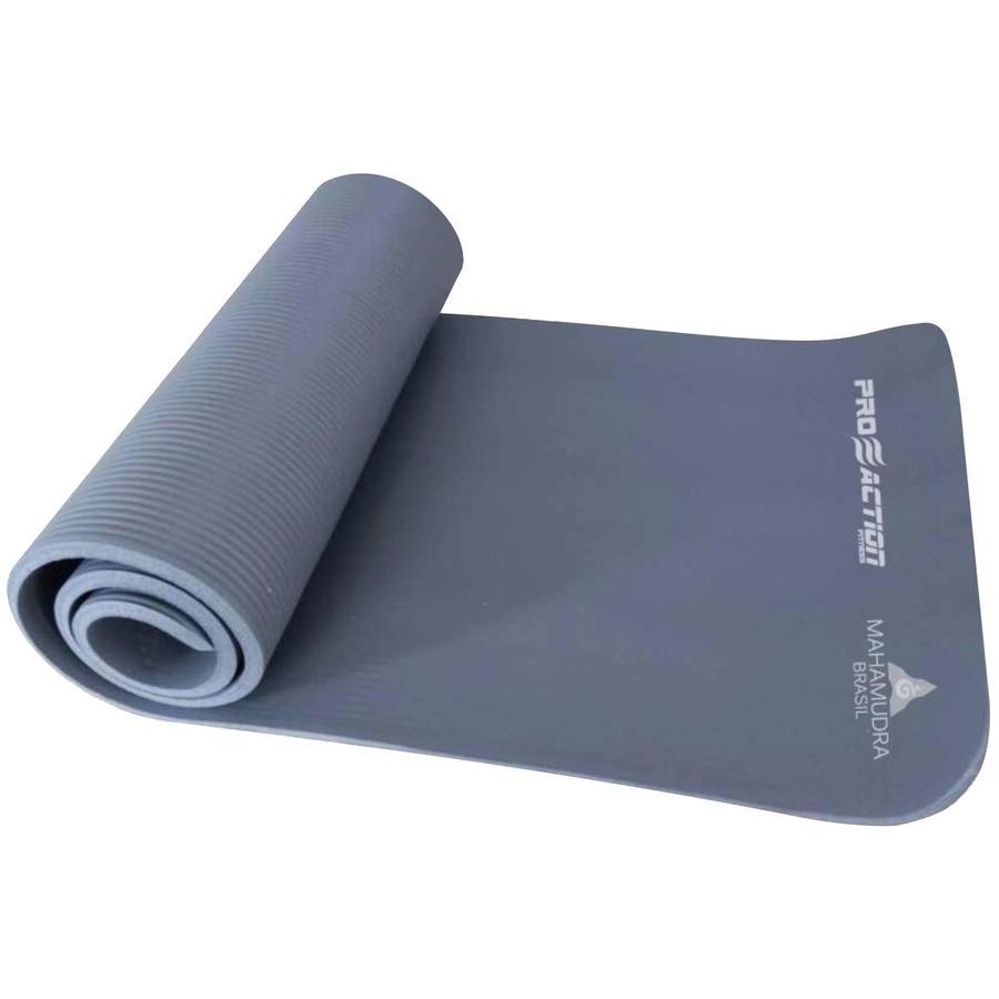 Tapete de Exercícios em EVA NBR Yoga Mat Proaction Mahamudra MH910 bb885bec42d9