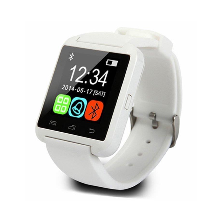 d18a41869f5 Relógio Smartwatch U8 Bluetooth - Unissex