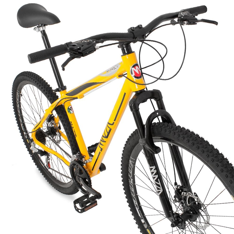 c96893caf Mountain Bike Mazza Bikes Fire MZZ-200 - Aro 29 - Freio a Disco - Câmbio  Shimano - 21 Marchas