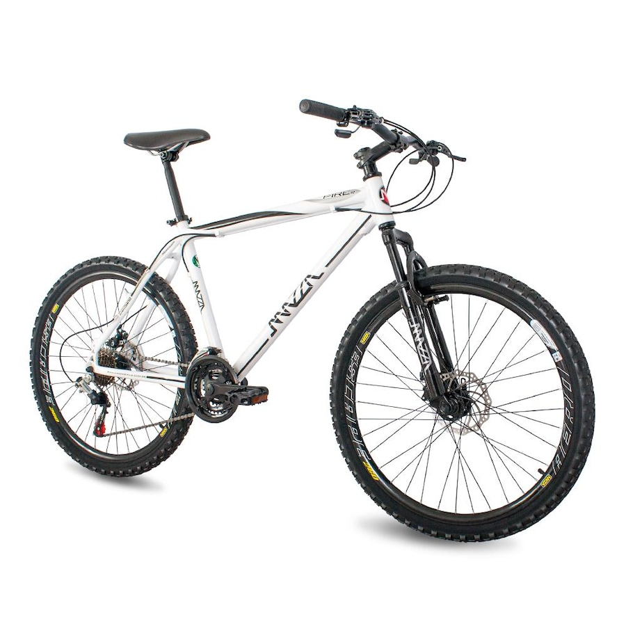 ab8034678 Mountain Bike Mazza Bikes Fire MZZ-100 - Aro 26 - Freio a Disco - Câmbio  Shimano - 21 Marchas