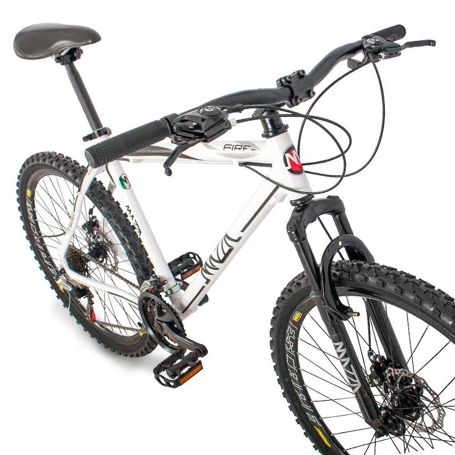 85c759d5d ... undefined Loading zoom. Mountain Bike Mazza Bikes Fire MZZ-100 - Aro 26  - Freio a Disco - Câmbio Shimano - 21 Marchas