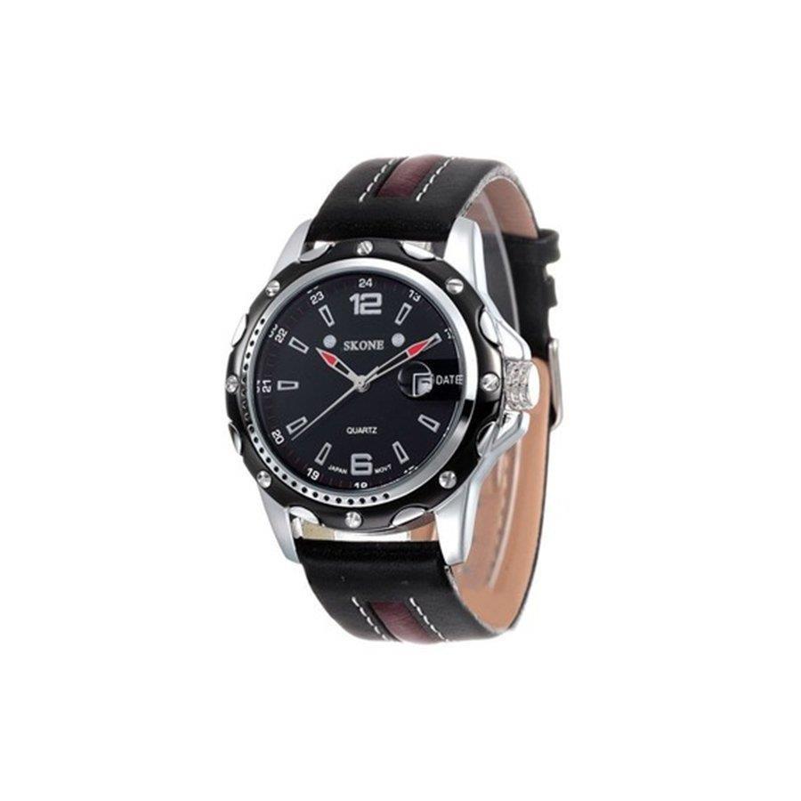 9fc486aa4ff Relógio Analógico Skone - 9117B