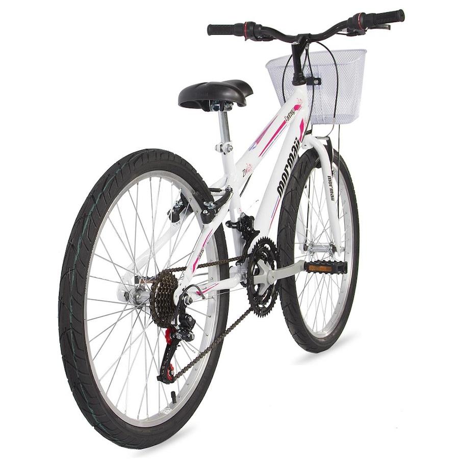 Mountain Bike Mormaii Fantasy com Cesta - Aro 24 0abc9f9b47
