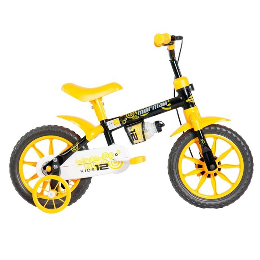 3bdff42003b42 Bicicleta Mormaii Kids - Aro 12 - Infantil
