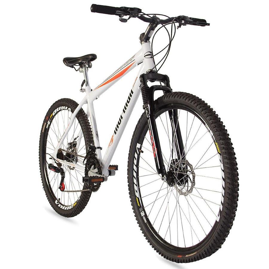 a70e55ee8 Bicicleta Mormaii Mountain Bike - Aro 29 - Jaws Disk Brake com Suspensão