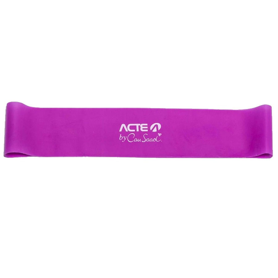 c11c7d58f Kit de Elásticos Extensores com Três Intensidades Mini Bands By Cau Saad  ACTE SPORTS CAU6