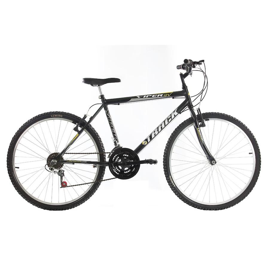 822a2c737 Mountain Bike Track Bikes Viper Nylon - Aro 26 - Freio V-Brake - 18 Marchas