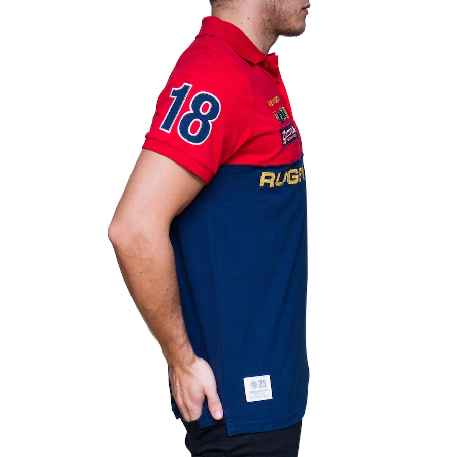981d505bf Camisa Polo Kevingston Volda Rugby M C England - Masculina