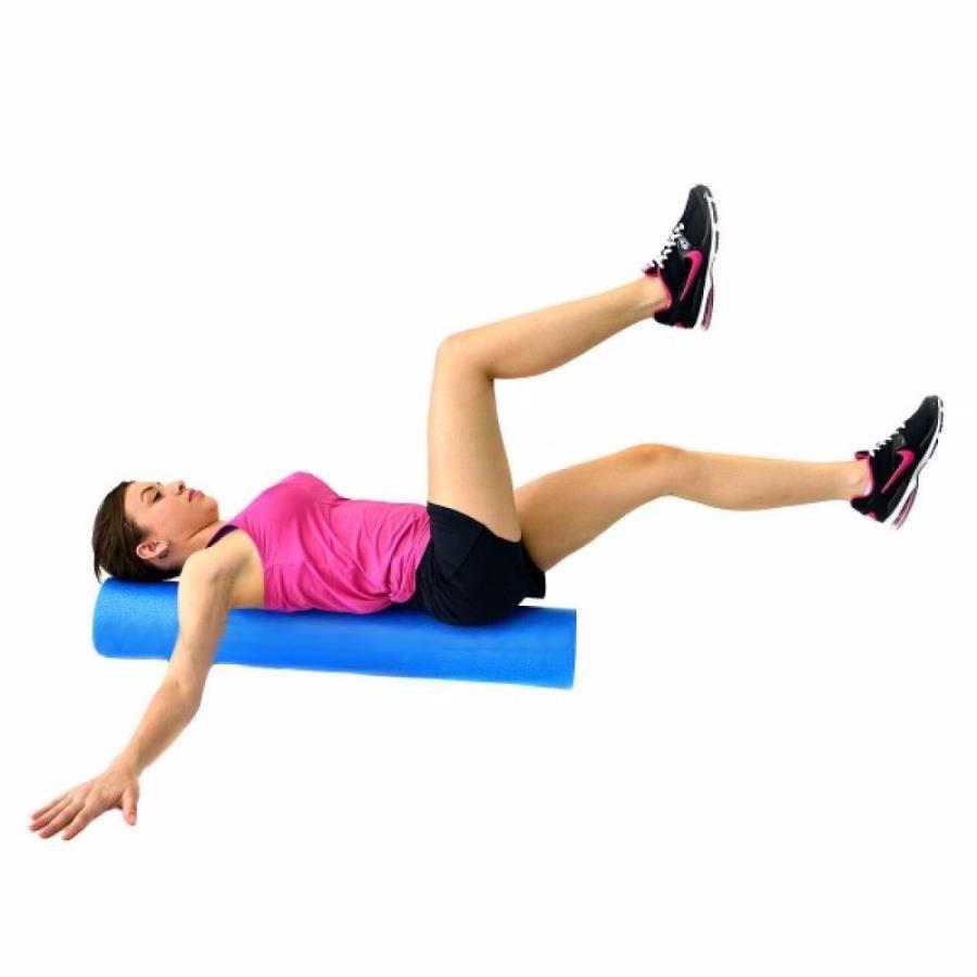 Rolo para Pilates LiveUp Foam Roller a0799a1da2