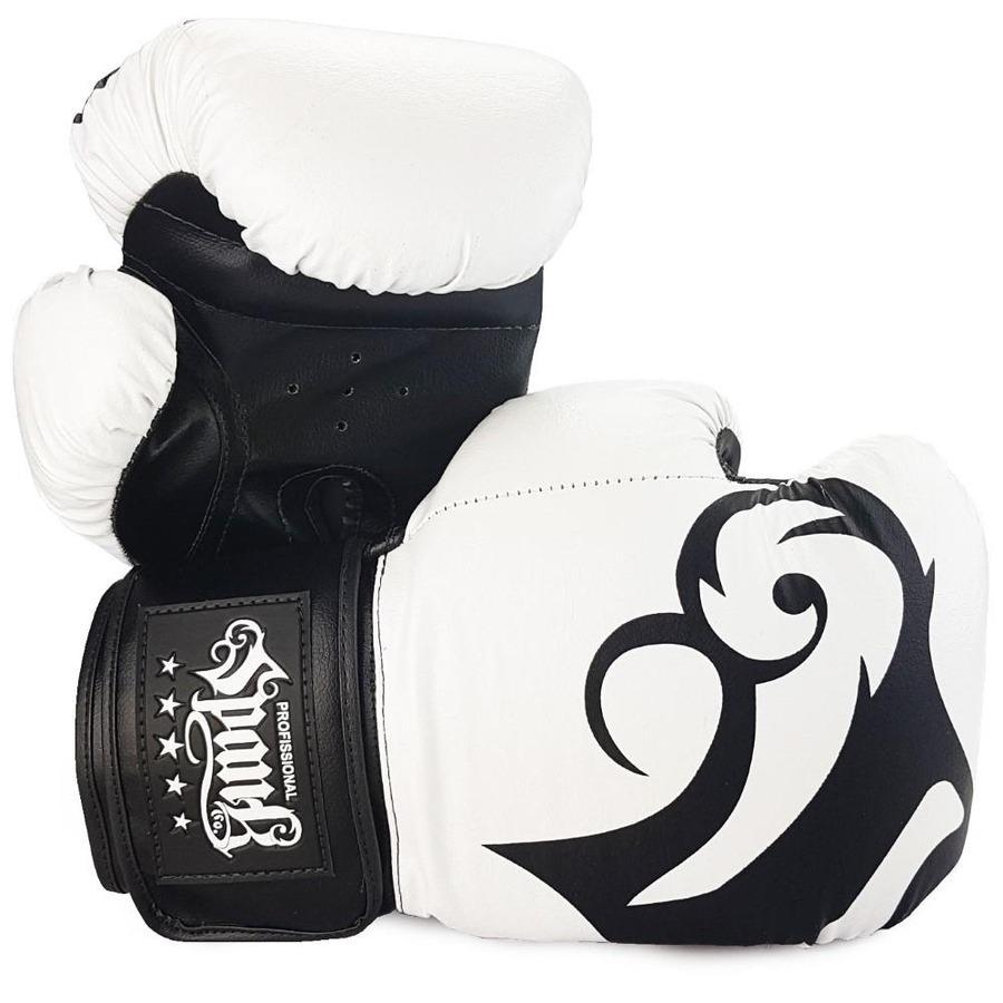 11240376e Luva de Boxe Muay Thai Spank - 12oz
