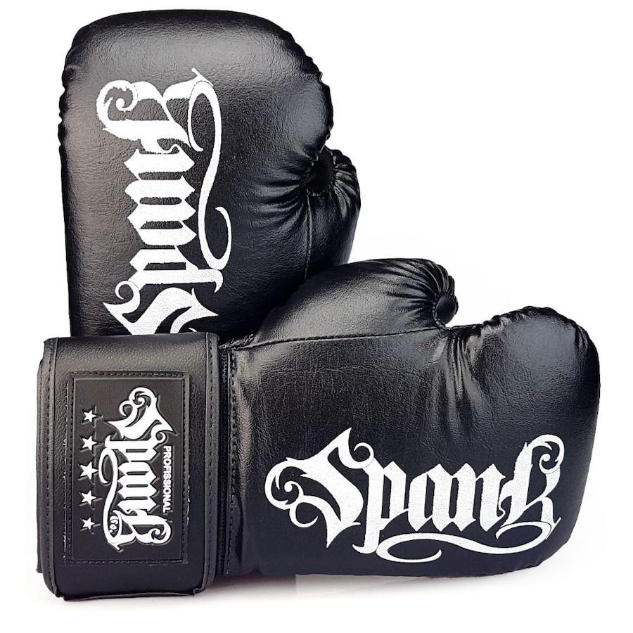 f92a67e4b Luva de Boxe Muay Thai Spank - Infantil - 6oz