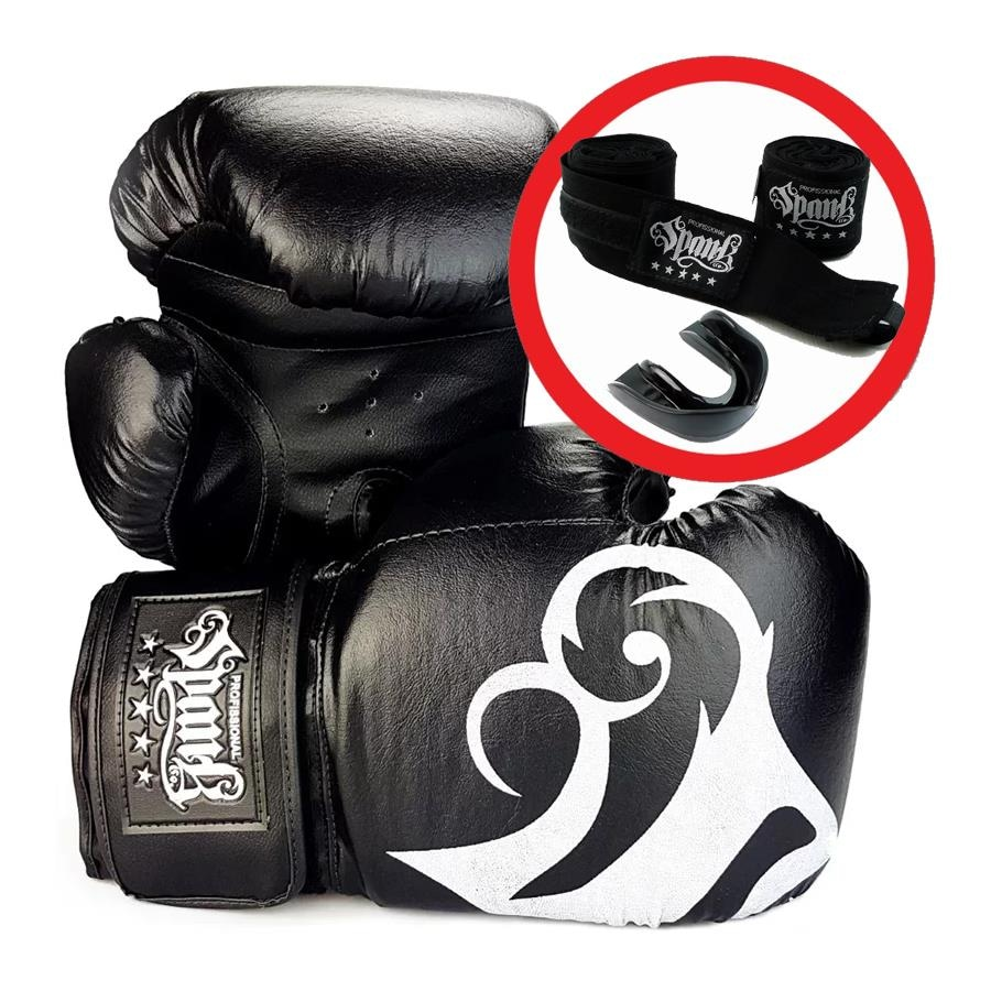 4625c24be Kit de Treino Boxe Spank 12oz