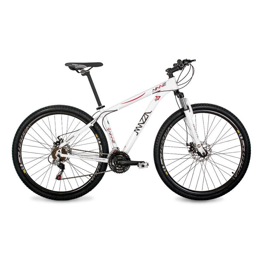 Bicicleta Mazza Bikes Ninne MZZ-1300 - Aro 29 - Freio a Disco - Shimano -  21 Marchas 9e949b072a544