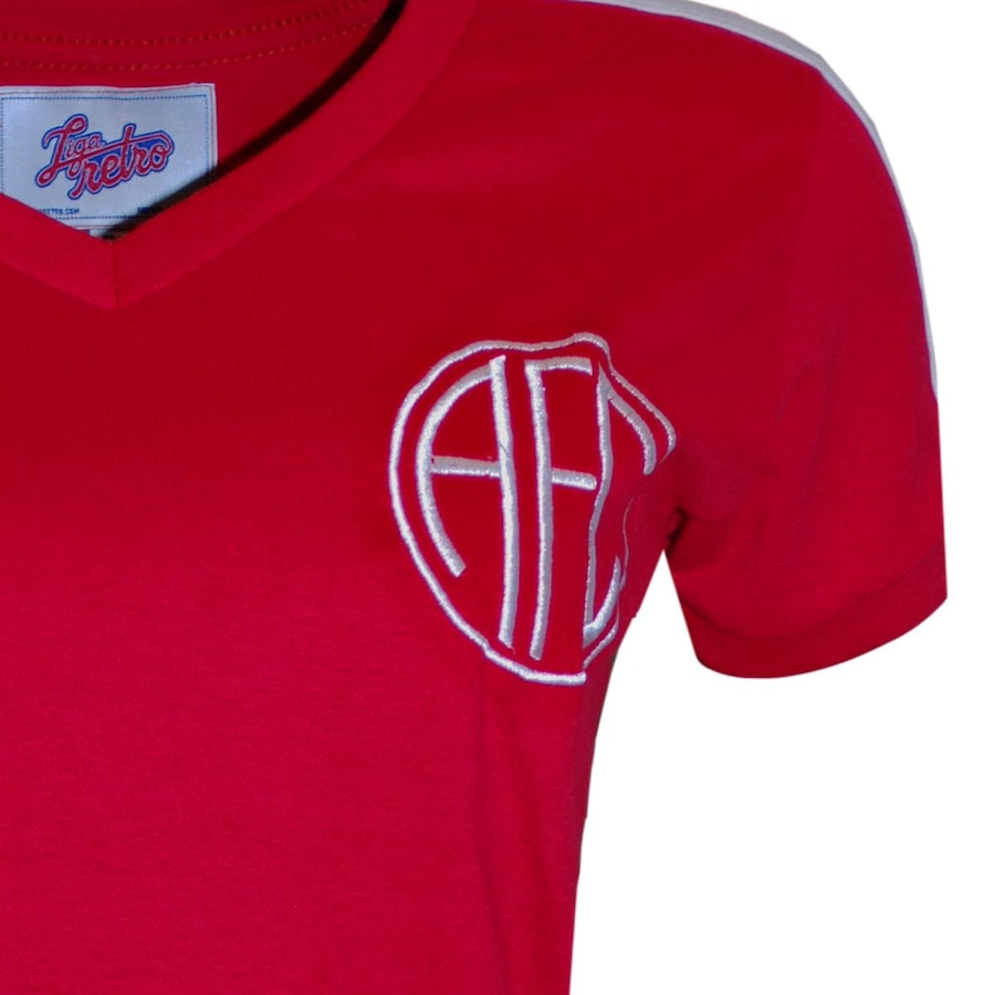 ff0938675b Camiseta Liga Retrô America RJ 1982 - Feminina