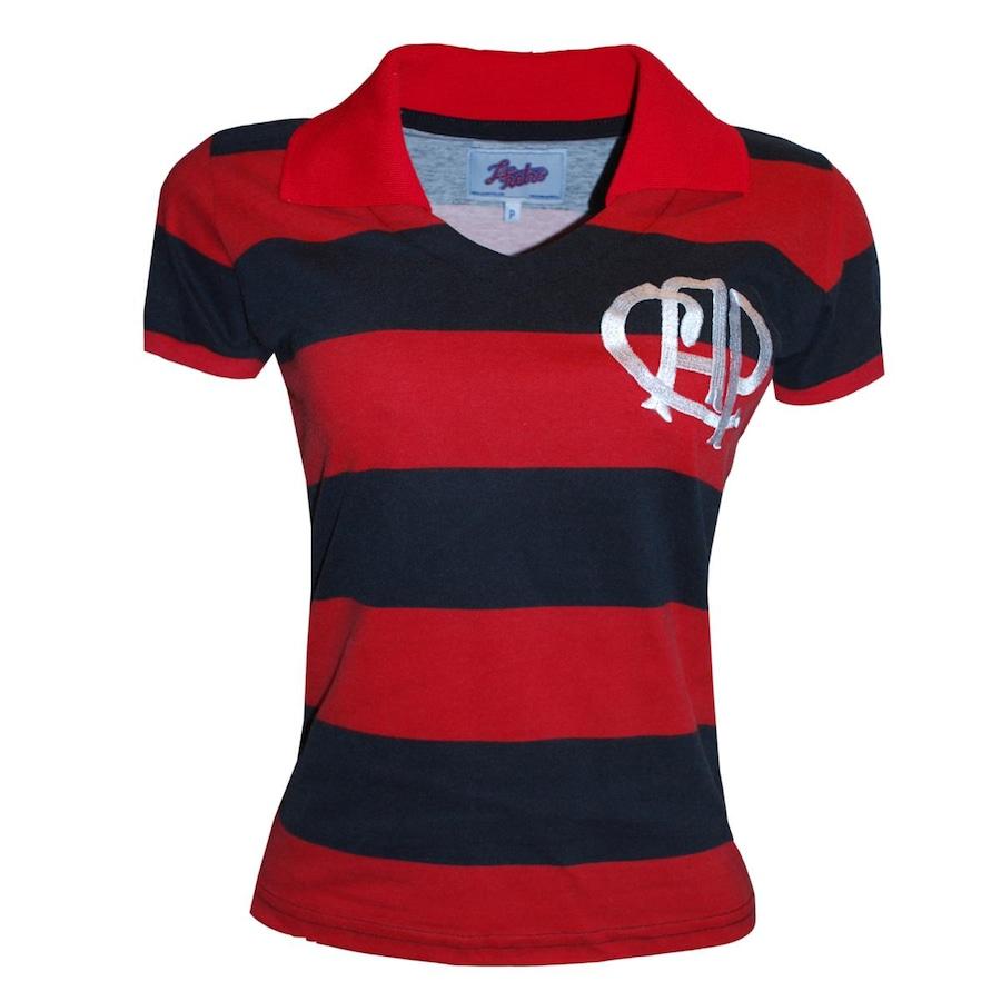 Camiseta Liga Retrô Atlético PR 1949 - Feminina 80fc4a24056ff