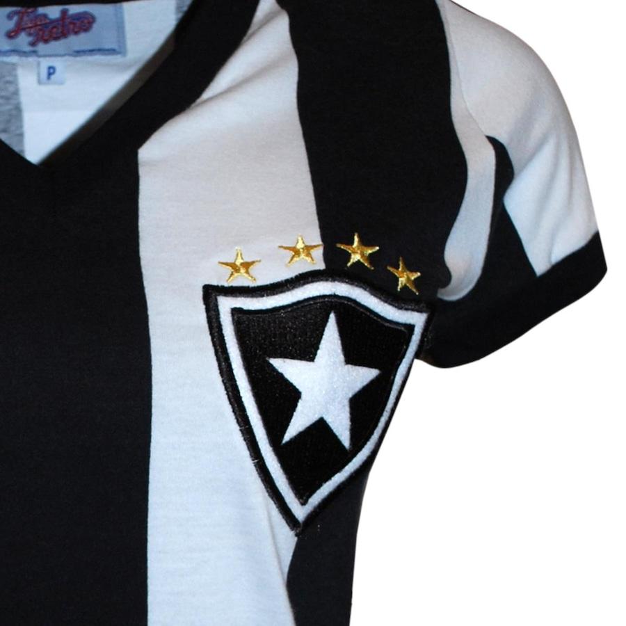 Camiseta Liga Retrô Maurício 1989 - Feminina b720b63931c6e