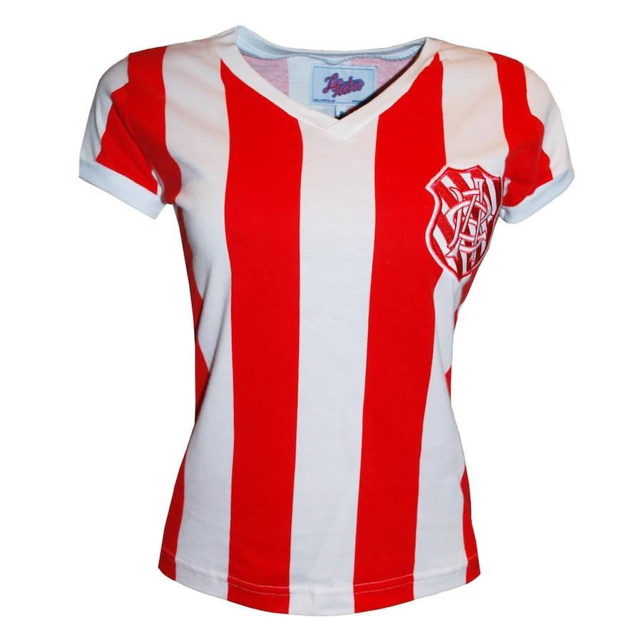 Camiseta Liga Retrô Bangu 1966 - Feminina ebefa061104f1