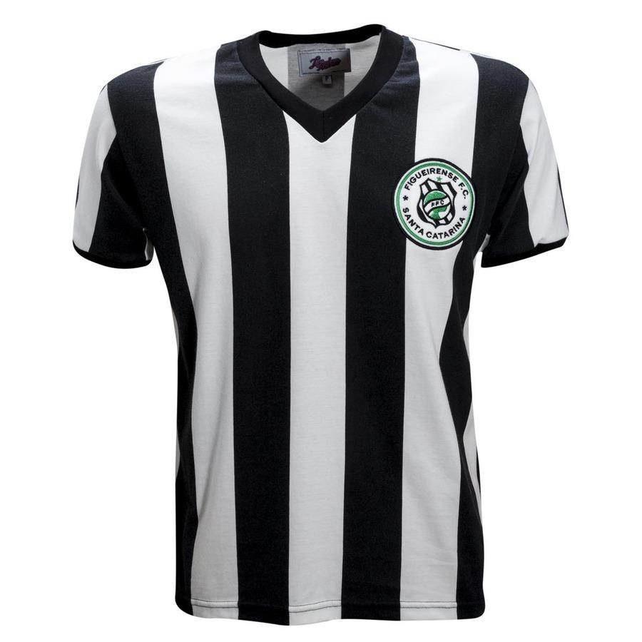 Camiseta Liga Retrô Figueirense 1973 - Masculino c314d72189b70
