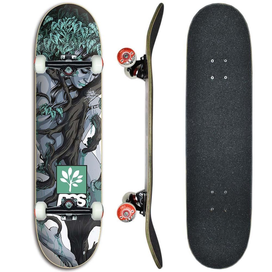 676e75ff265 Skate PGS Progress Montado Profissional Nature - 8.0