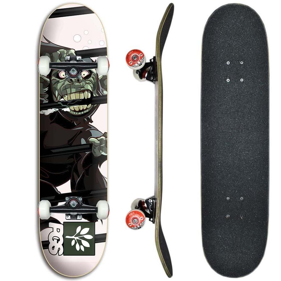818264fae8ffa Skate Profissional Completo Progress - PGS Crazy 7.5