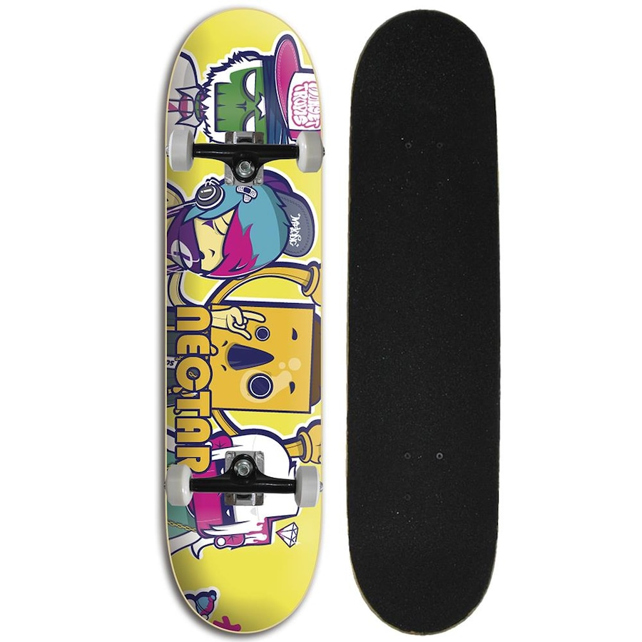 Skate Nectar Completo para Iniciante - Brother d656431dd98