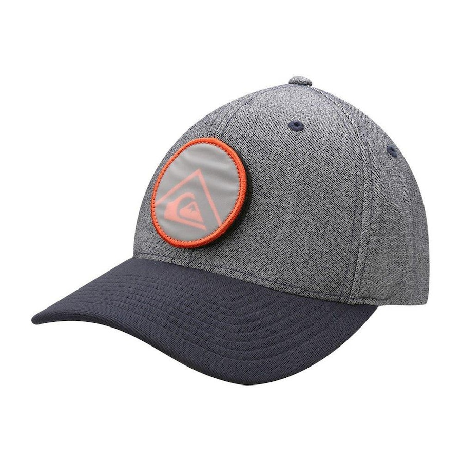 Boné Quiksilver Velcro Wave Cap Imp - Fechado - Adulto b66e65bba82