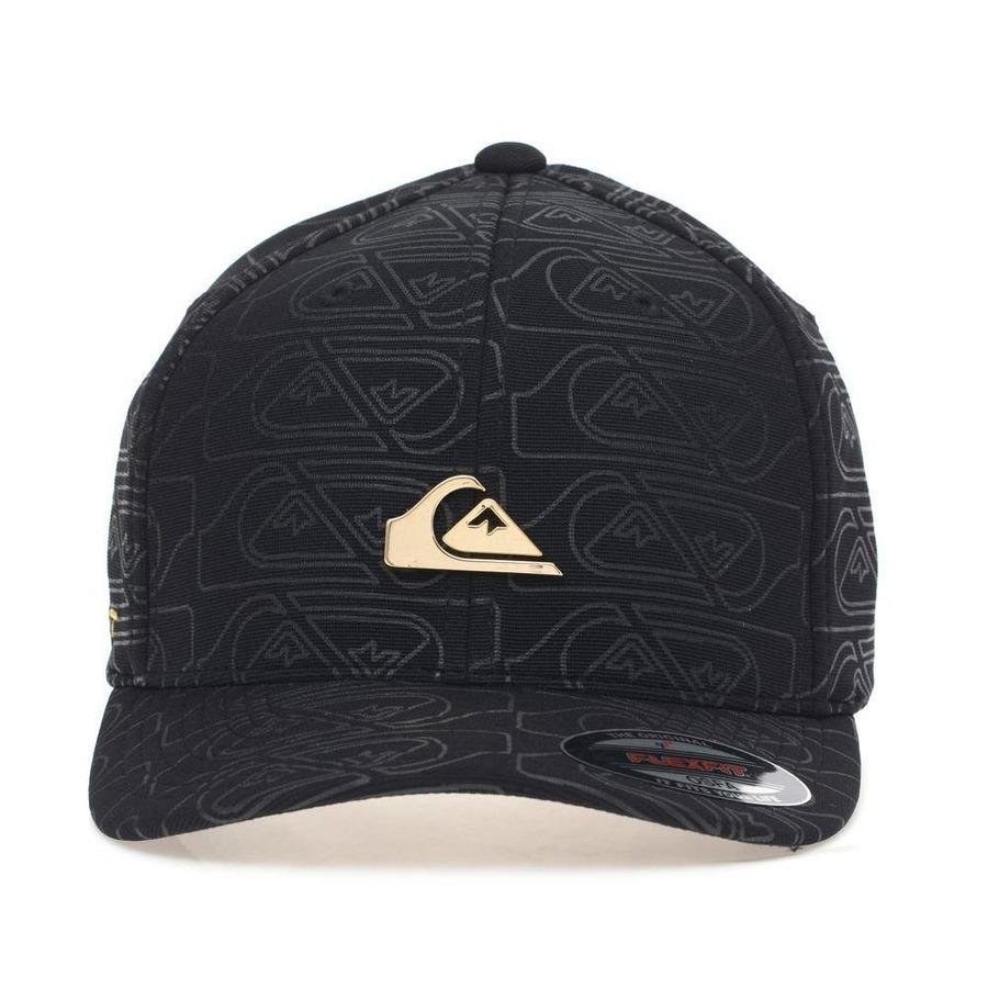 Boné Quiksilver Full Logo Cap Imp - Fechado - Adulto 8684c023269