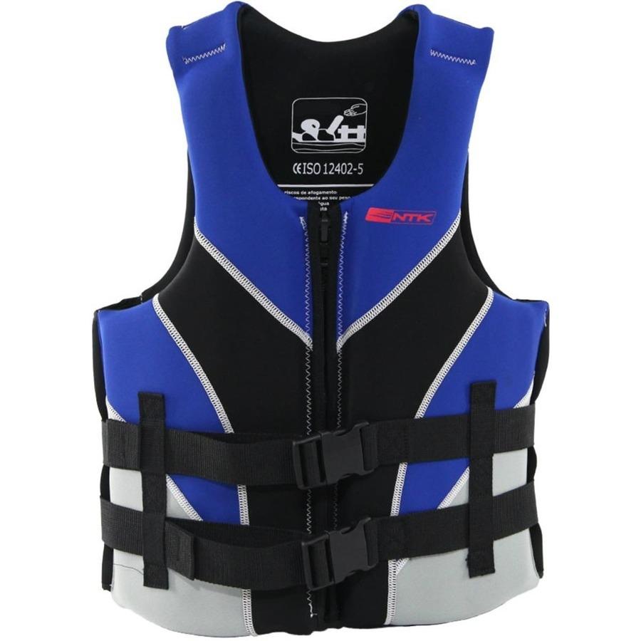 Colete Salva-Vidas Nautika Ventura para Esportes Aquáticos - Até 100kg 54081c71326b8