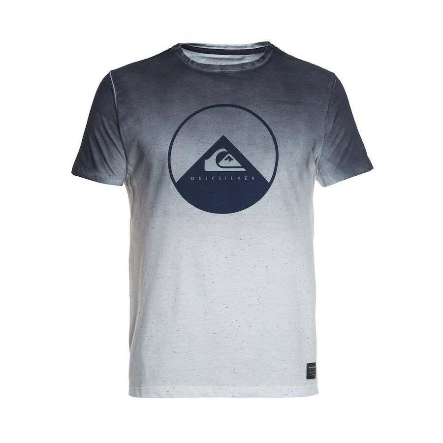 6514cd8d86c72 Camiseta Quiksilver Degrade Active - Masculina