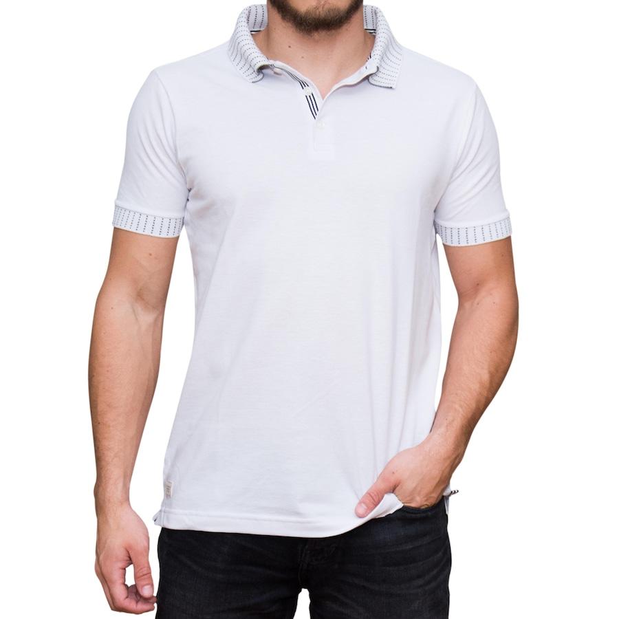 744335a679 Camisa Polo Kevingston Jasper Manga Curta - Masculino. Imagem ampliada   Passe o mouse para ver a imagem ampliada