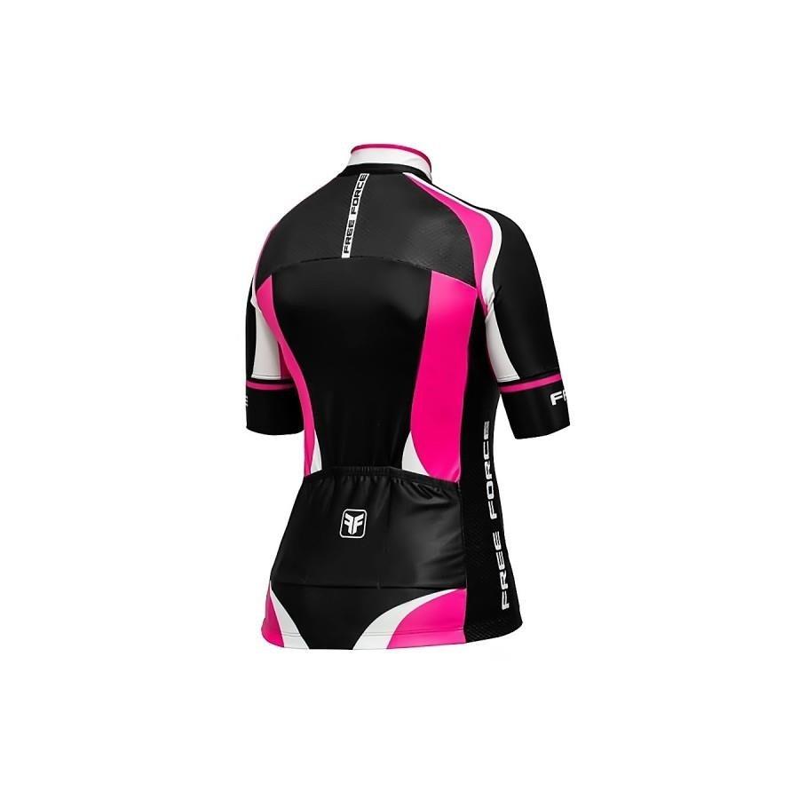 1a5627d8078e6 Camisa Ciclista Free Force Princess - Feminina