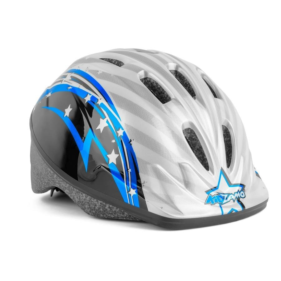 8be4cf1d4 Capacete de Ciclismo Kidzamo Estrela - Infantil