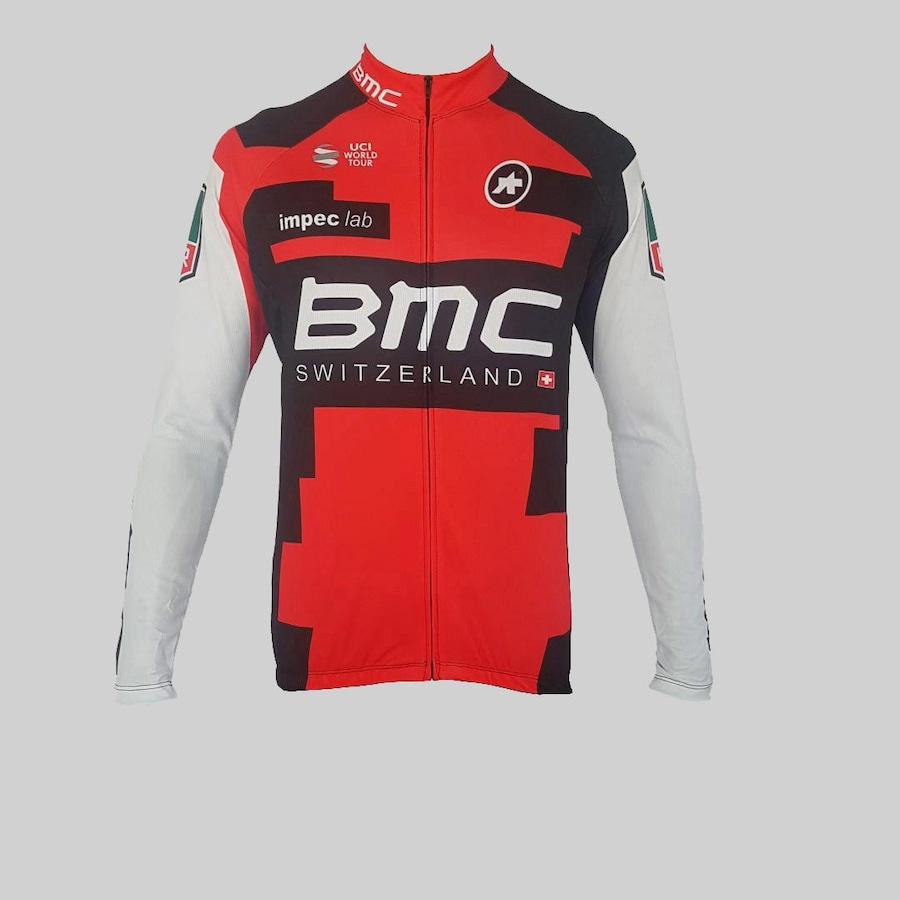 Camisa Cabani Sports Bmc - Manga Longa - Masculina 248f077a5be