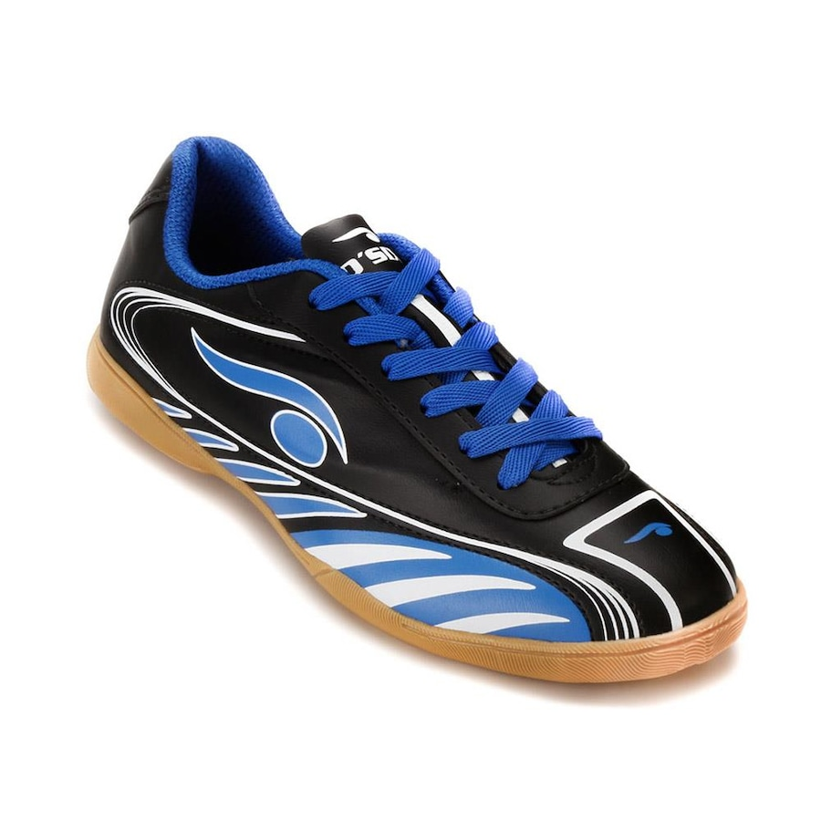 Chuteira de Futsal Dsix 6203 - Infantil bf6b01aab9b0a