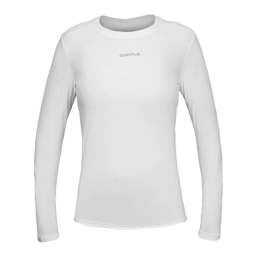 689df4bc98 Camiseta Manga Longa Curtlo Active Fresh - Feminina