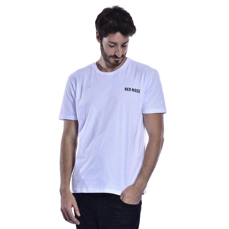 Camiseta Red Nose Caveira Surf - Masculina 3123aa1b027