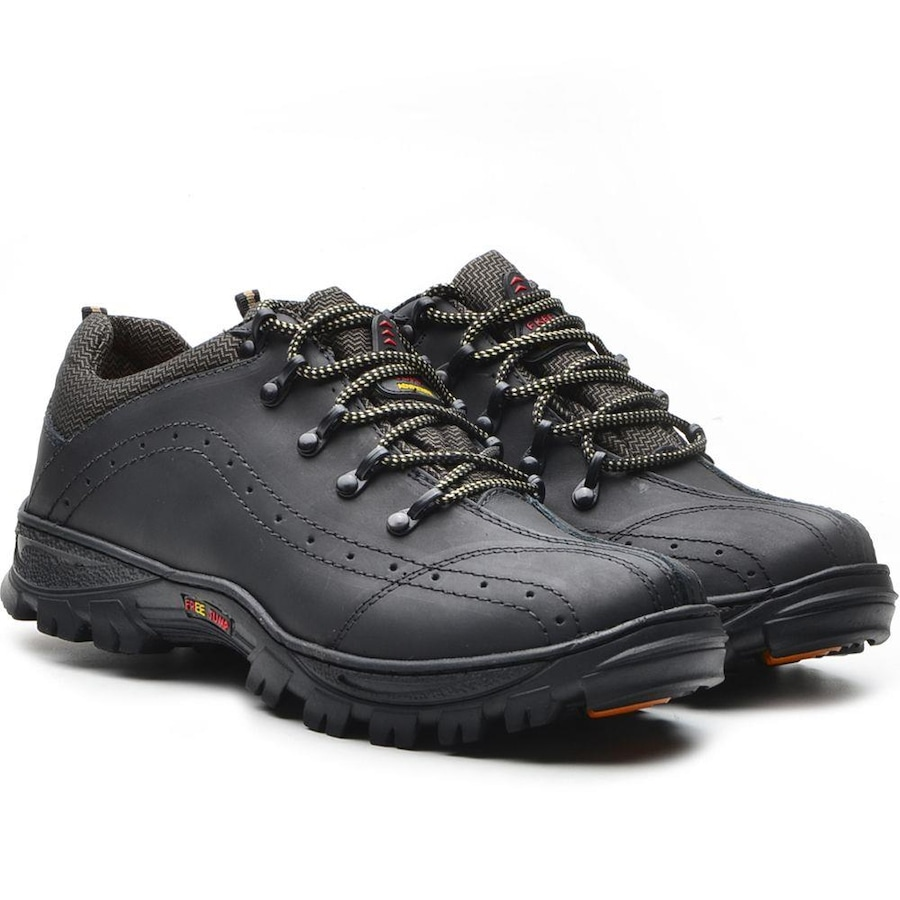 Tênis Adventure Over Boots Crazy Horse Keeper - Masculino 2acb51eba35d8