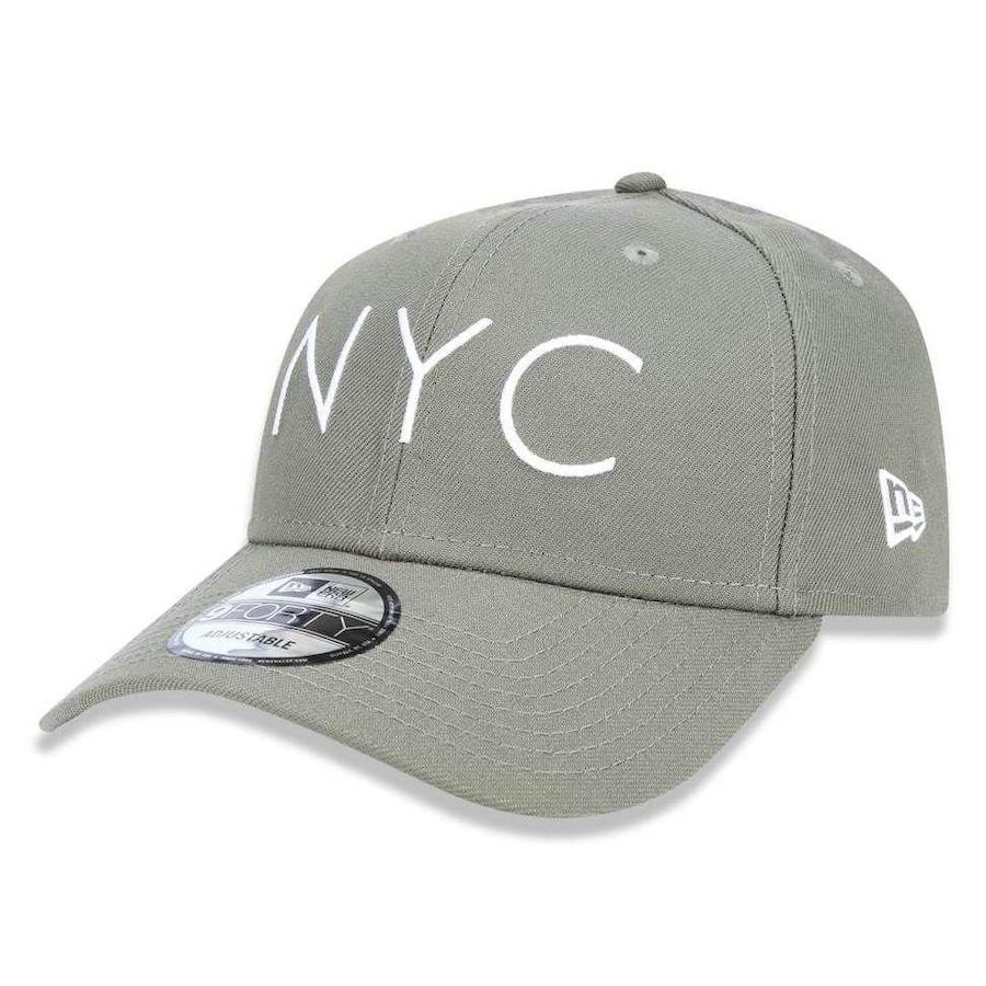 Boné Aba Curva New Era 940 NYC New York City - Snapback - Adulto 33133c207ec50