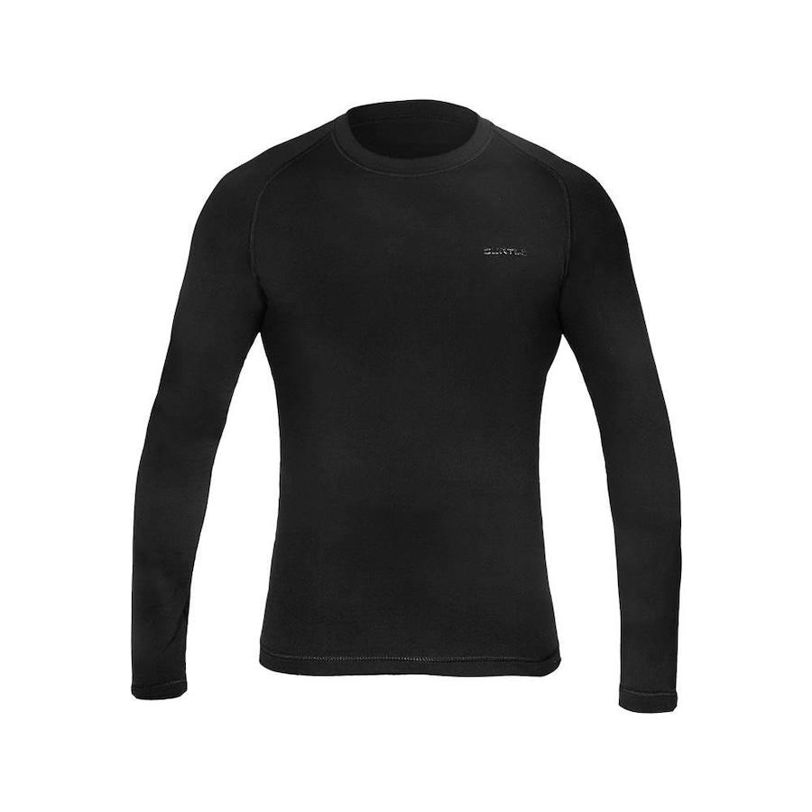Camiseta Manga Longa Térmica Curtlo ThermoSense - Masculina d1b669a602aee
