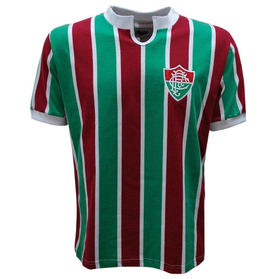 Camiseta do Fluminense Liga Retrô 1976 - Masculina aadbbc8249ff6