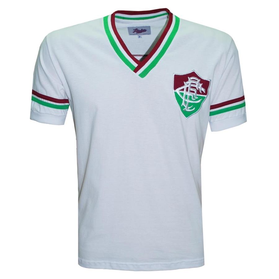 Camiseta do Fluminense Liga Retrô Mundial 1952 - Masculina 5ca1e4cc9d4ff