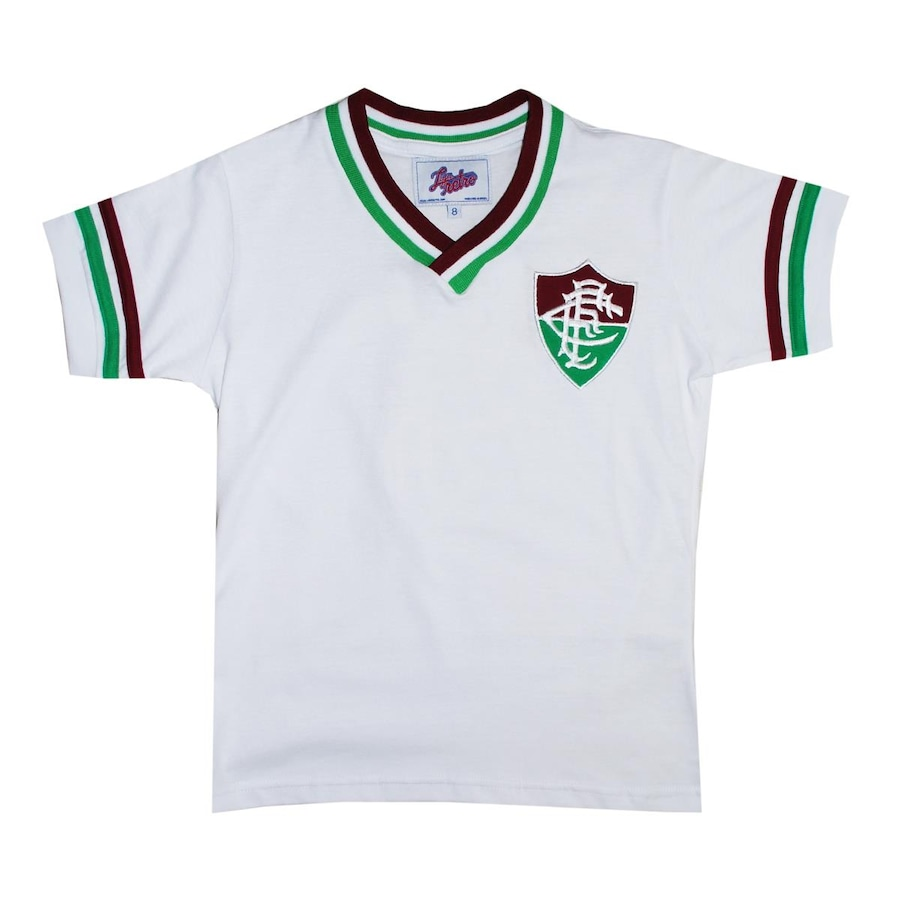 c0e3aef500c3f Camiseta do Fluminense Liga Retrô Mundial 1952 - Infantil
