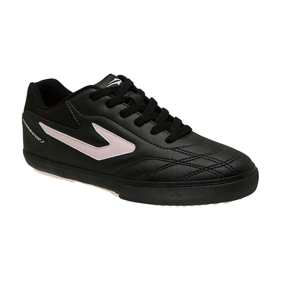 976a914ca7fdf Chuteira de Futsal Topper Dominator - Masculino