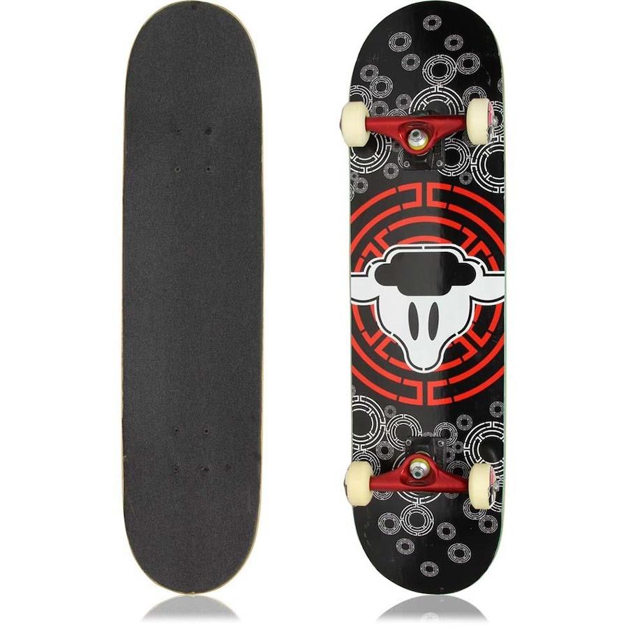 91290f252bf2a Skate Completo Black Sheep Profissional 4