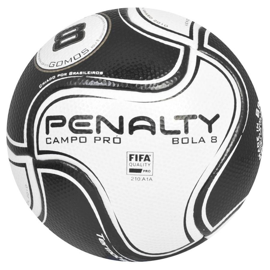 42cc11c73c157 Bola de Futebol de Campo Penalty 8 S11 PRÓ VI